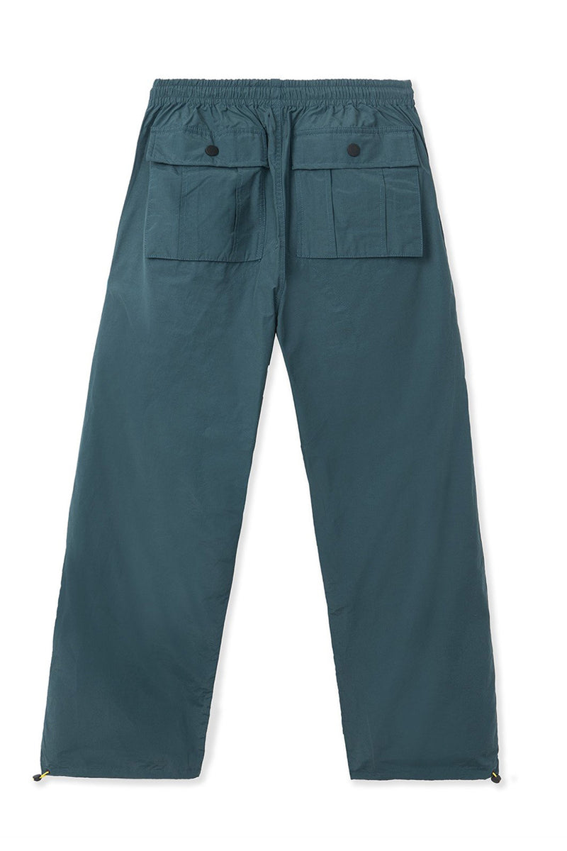 Brain Dead - Blue Green Nylon Flight Pants