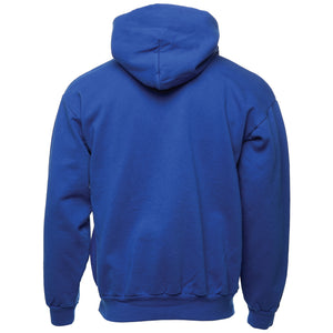 Brain Dead Blue Urinal Hoodie Back