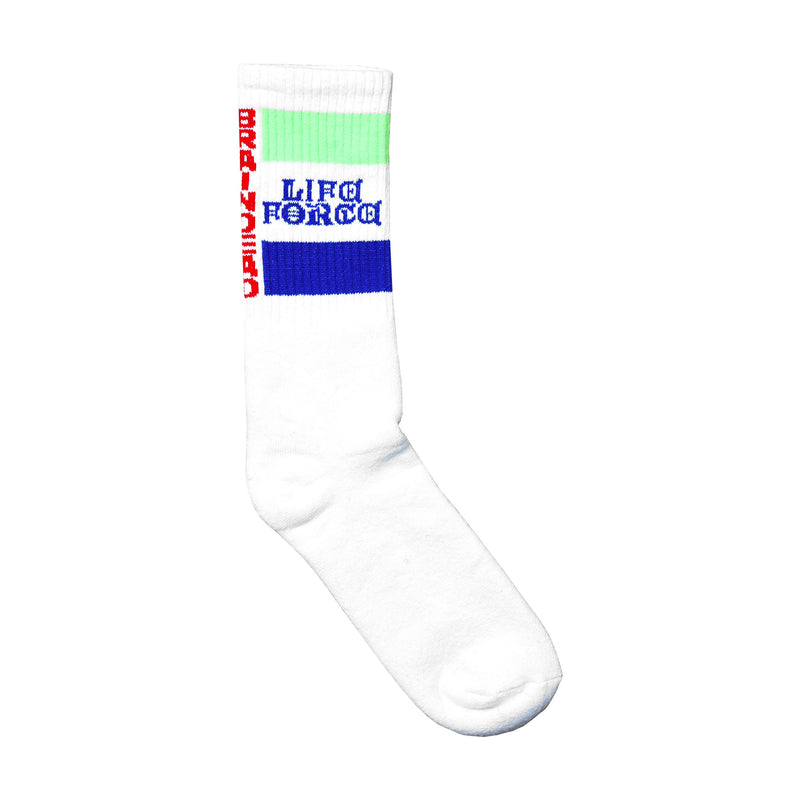 Brain Dead Cream Life Force Socks