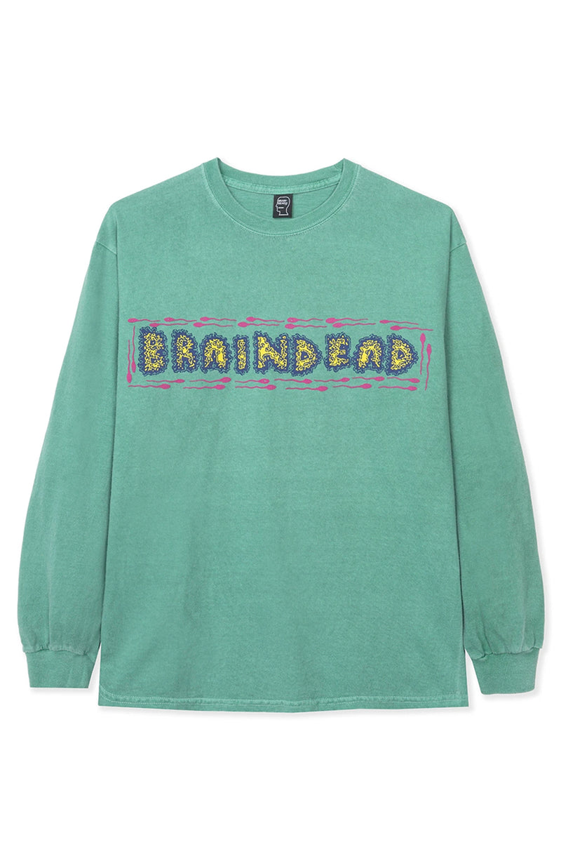 Brain Dead - Green One Who Shouts T-Shirt