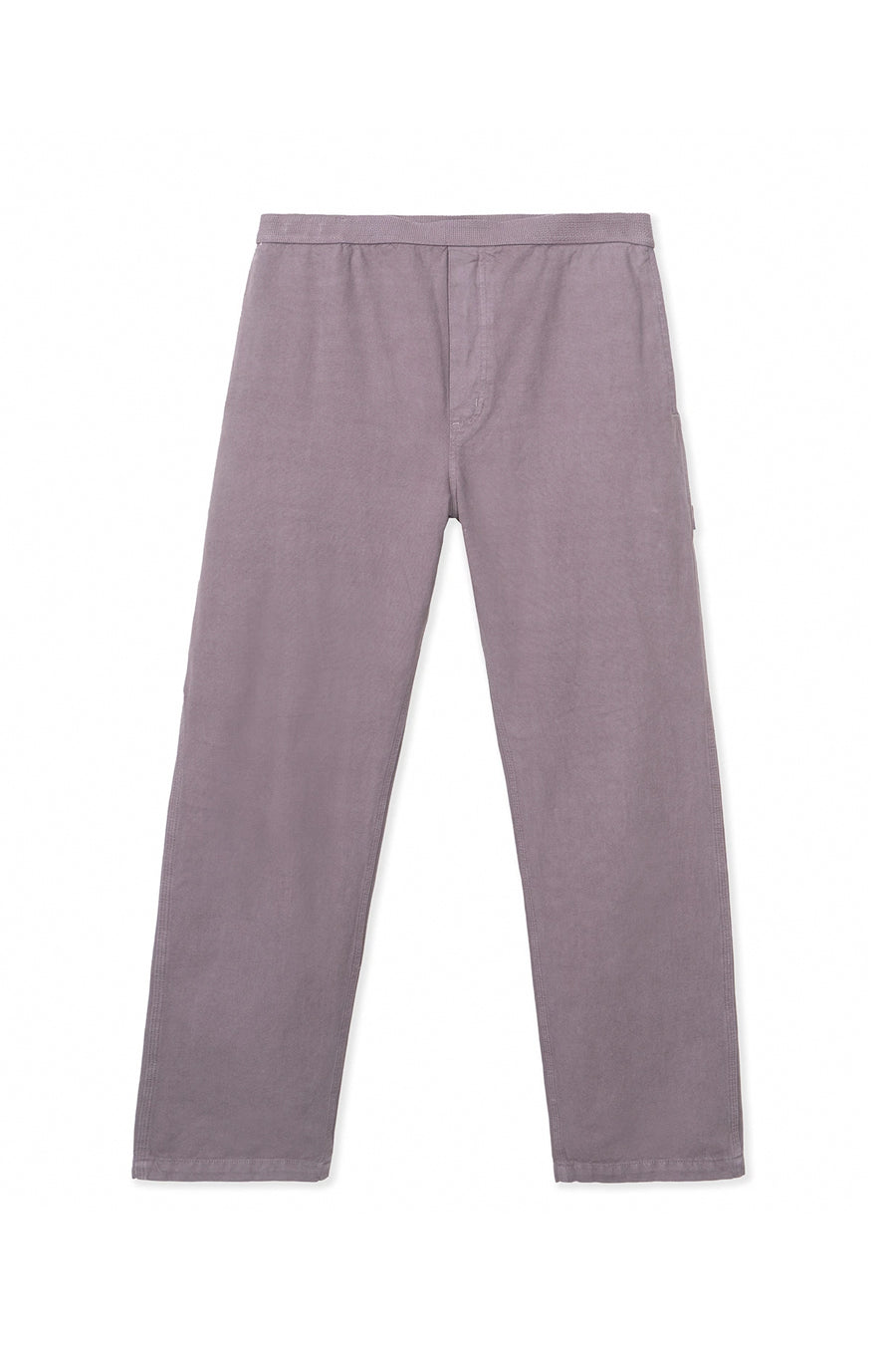 Brain Dead - Plum Washed Hard Ware/ Soft Wear Carpenter Pants