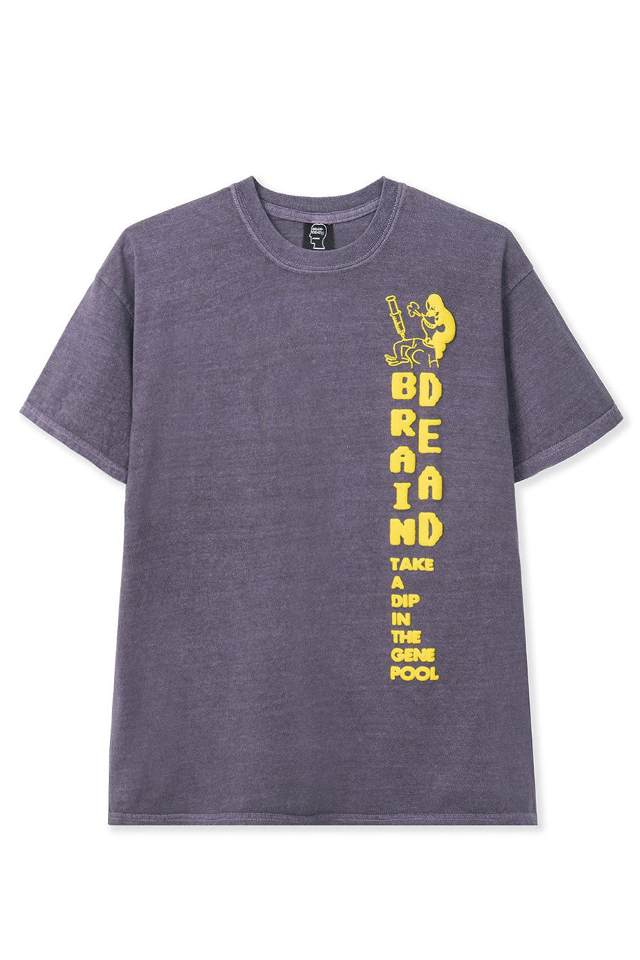Brain Dead - Purple Gene Pool T-Shirt