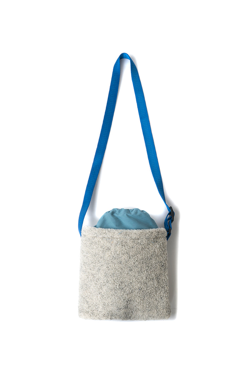Brain Dead - Cream & Blue Rush Hour Tote Bag