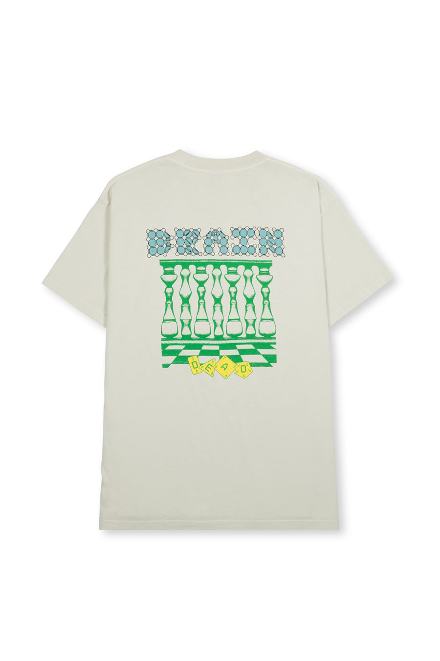 Brain Dead - Tan Audio Science T-Shirt