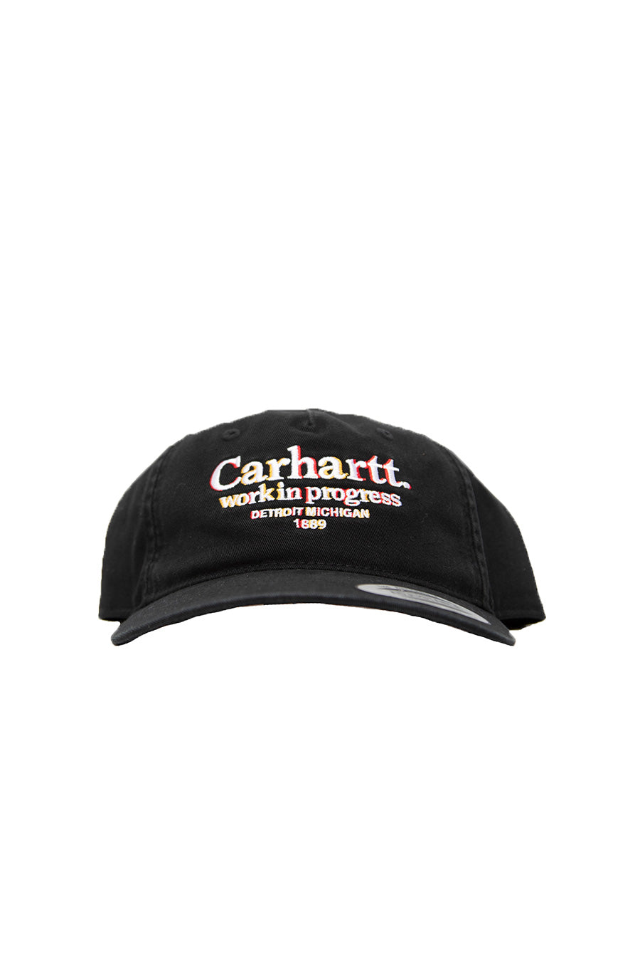 Carhartt WIP - Black Commission Cap | 1032 SPACE