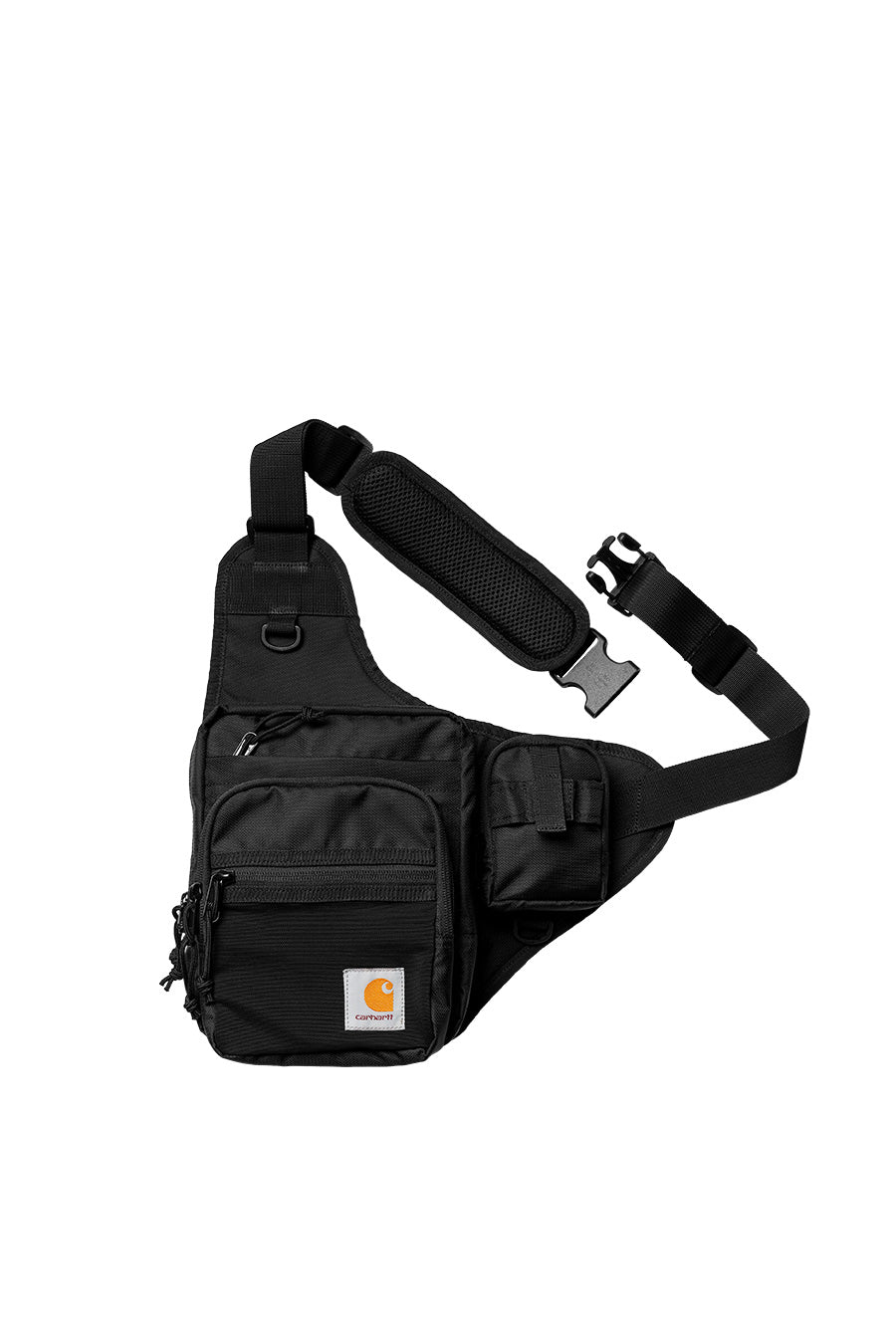 Carhartt WIP - Black Delta Shoulder Bag | 1032 SPACE