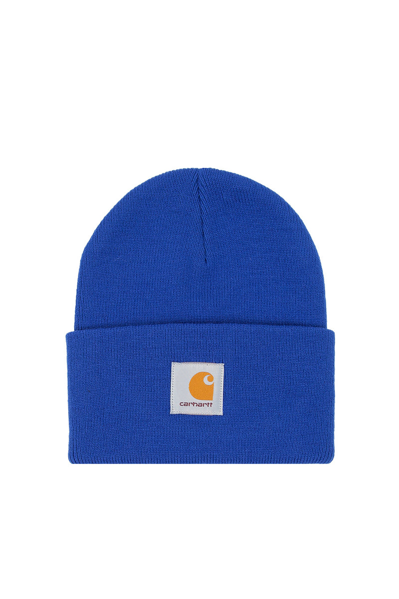 Carhartt WIP - Lapis Blue Acrylic Watch Hat | 1032 SPACE