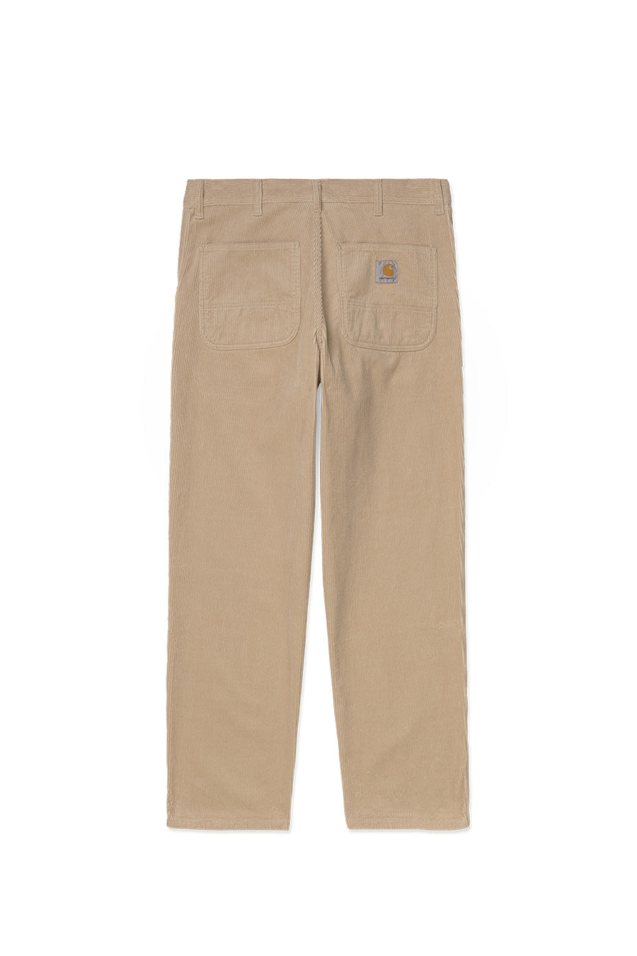 Carhartt WIP - Wall Tan Simple Pant Corduroy | 1032 SPACE