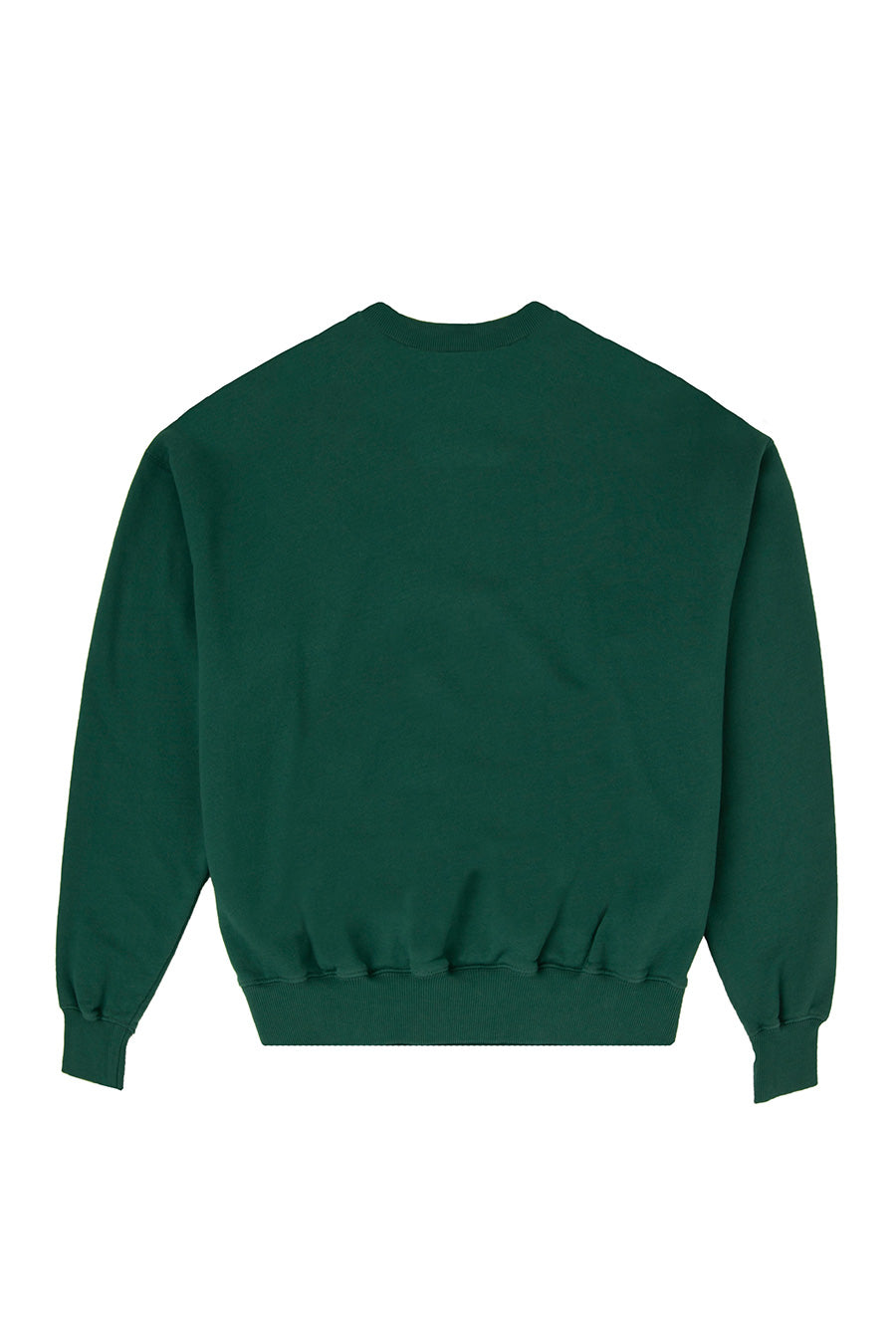 Drôle De Monsieur - Green Classic Crewneck | 1032 SPACE