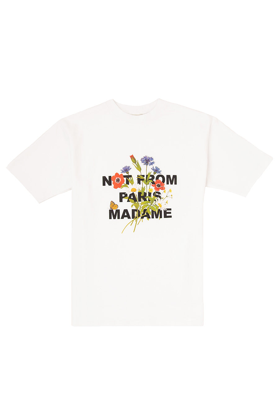 White Flower NFPM T-Shirt