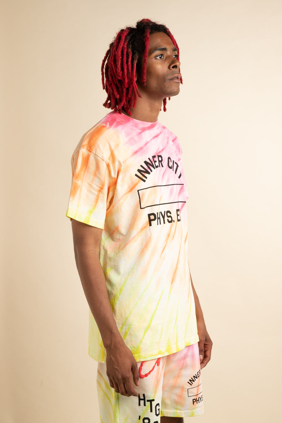 Honor the Gift - Tie Dye P.E. T-Shirt