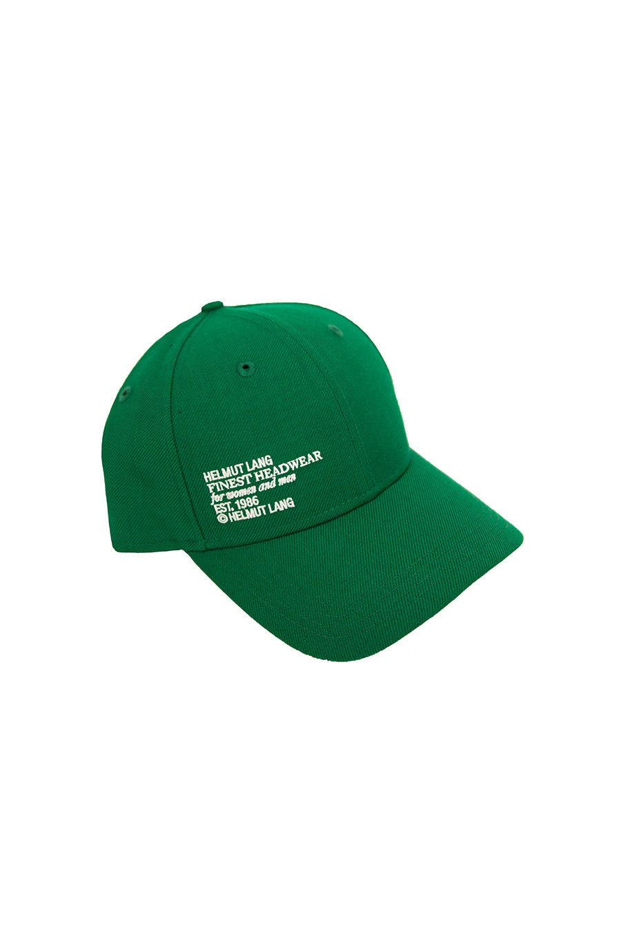 Helmut Lang - Green Helmut Lang x New Era 9Forty Hat | 1032 SPACE