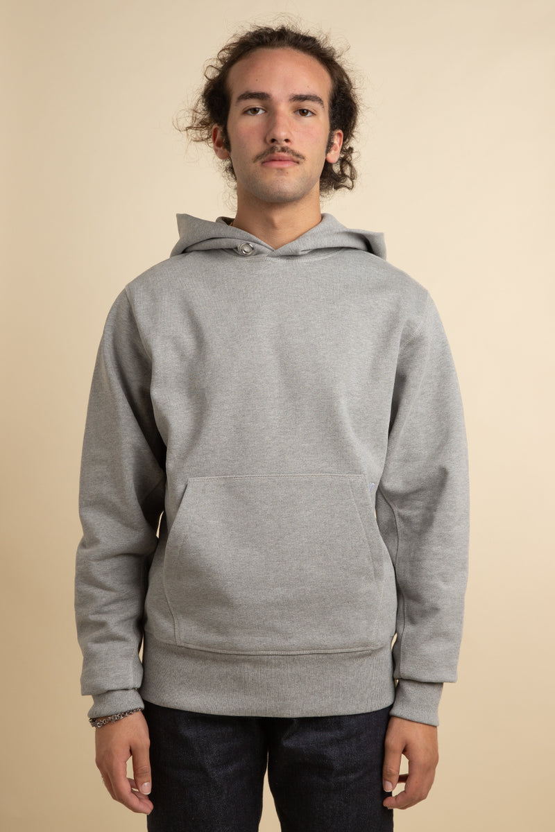 Helmut Lang - Grey Precision Heather Masc Hoodie