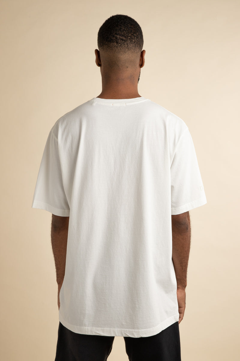 Heron Preston - White Heron Oversized T-Shirt