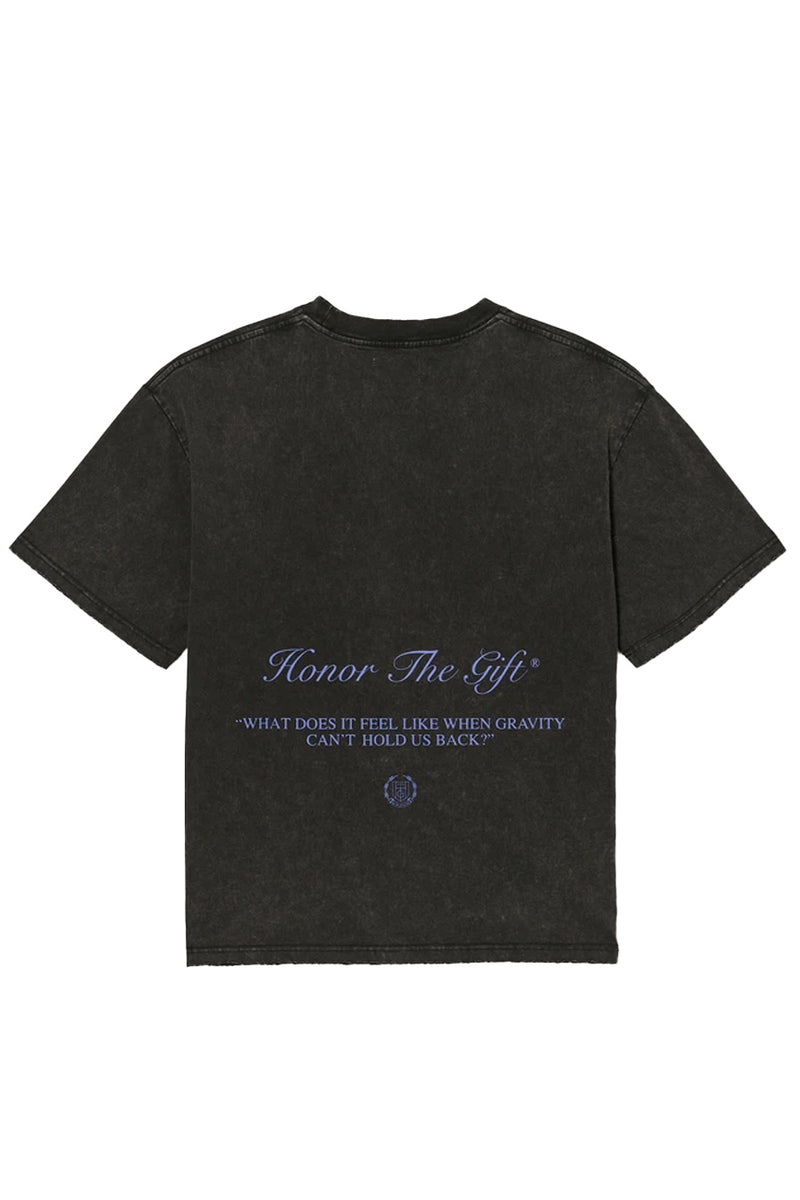 Honor the Gift - Black Iron Peace T-Shirt | 1032 SPACE