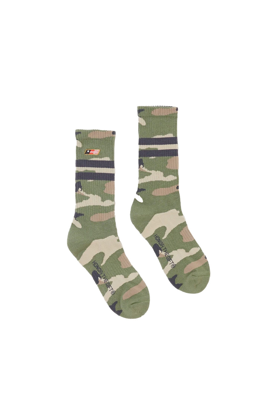 Honor the Gift - Camo Uniform Socks | 1032 SPACE