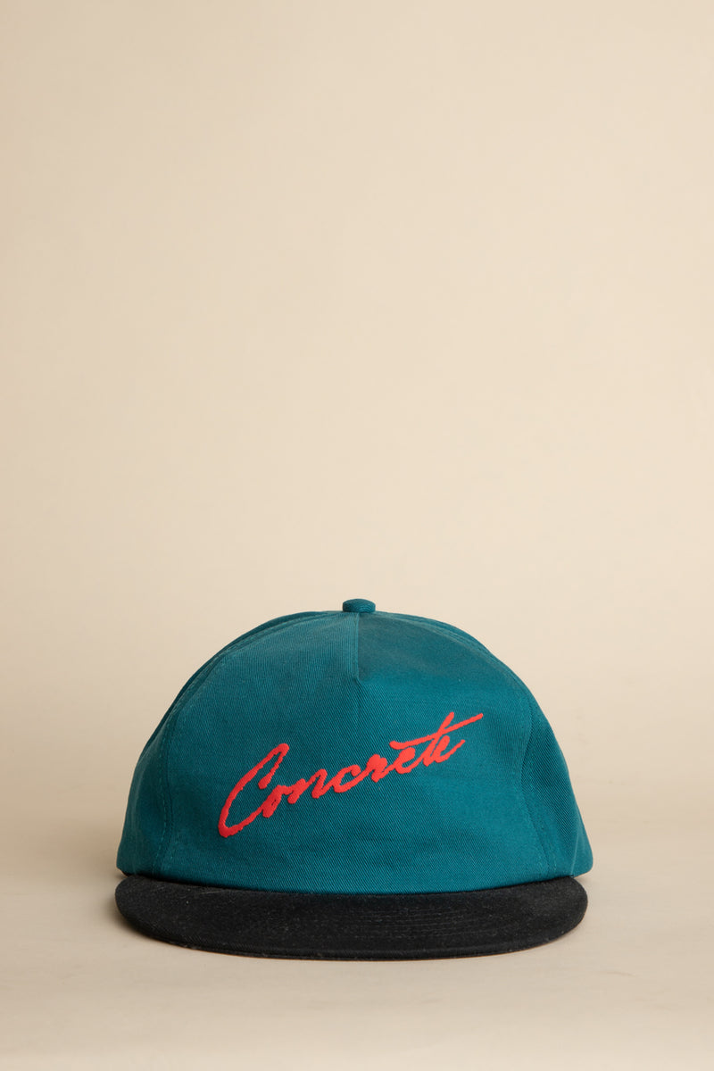 Honor the Gift - Ocean Green Concrete Hat