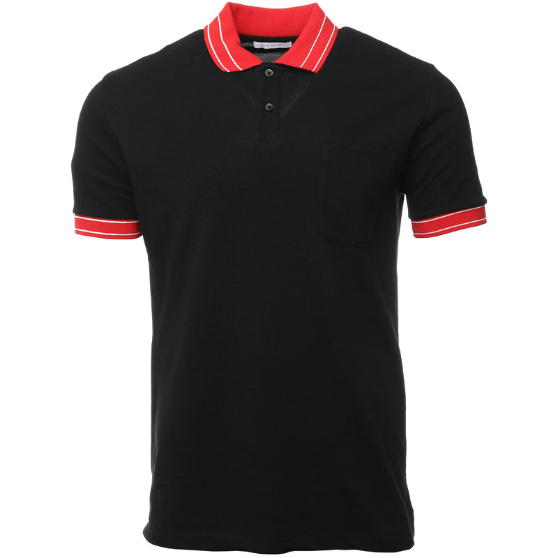 Black Nolan Polo