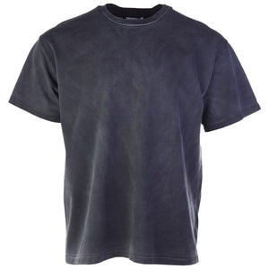 John Elliott Black Washed Replica T-Shirt Front