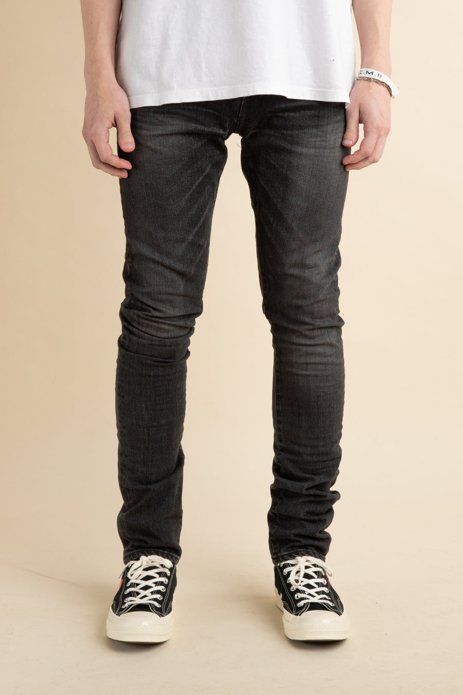 John Elliott - Black Onyx The Cast 2 Jeans