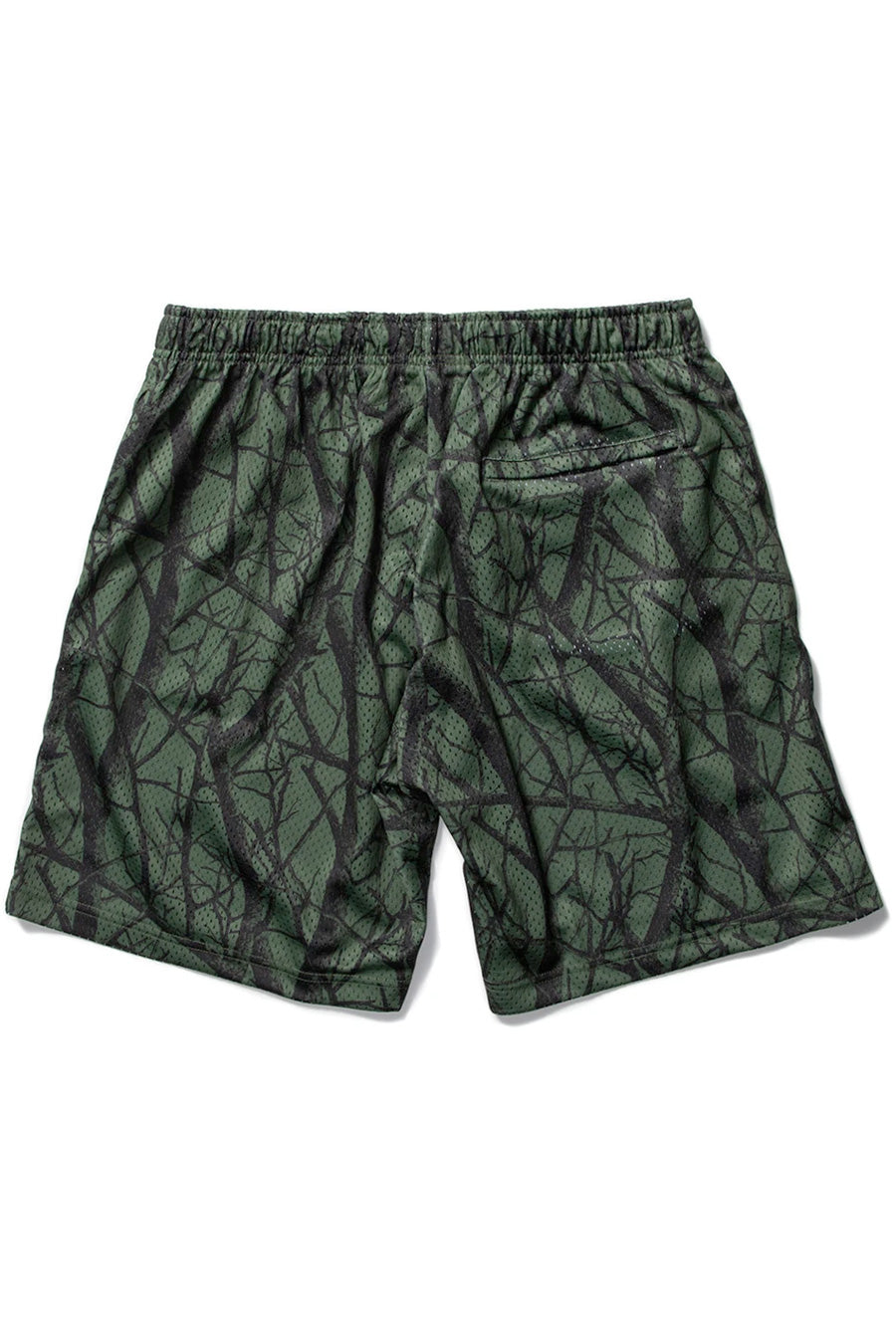 John Elliott - Green Duck Club Army Practice Shorts