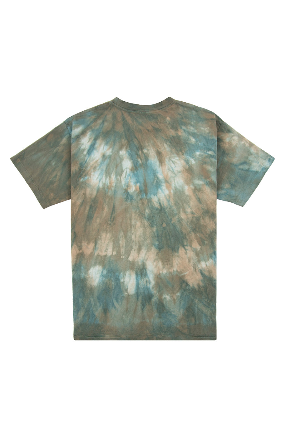 John Elliott - Sorrel Tie Dye University T-Shirt | 1032 SPACE