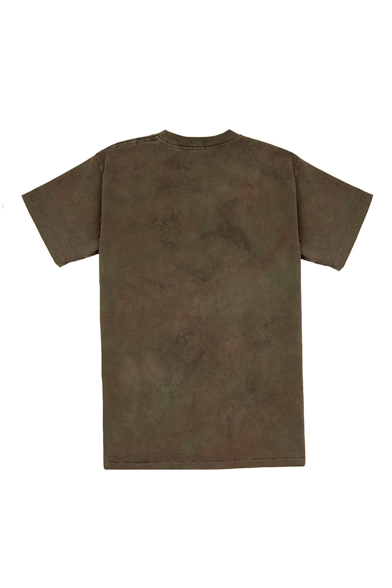 John Elliott - Steelhead Marble Dye University T-Shirt | 1032 SPACE