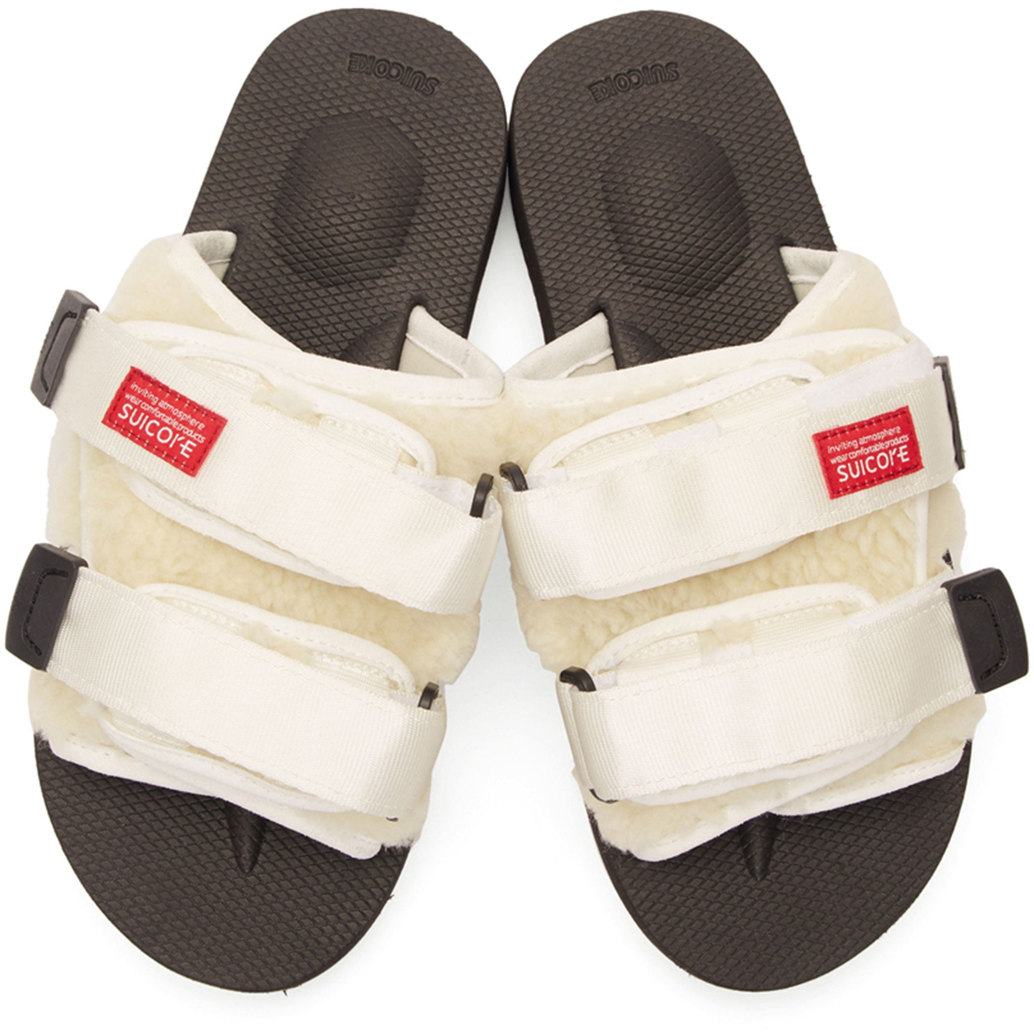 7c28b79de2c5 1032 SPACE-John Elliott-Ivory Polor Fleece John Elliott X Suicoke ...
