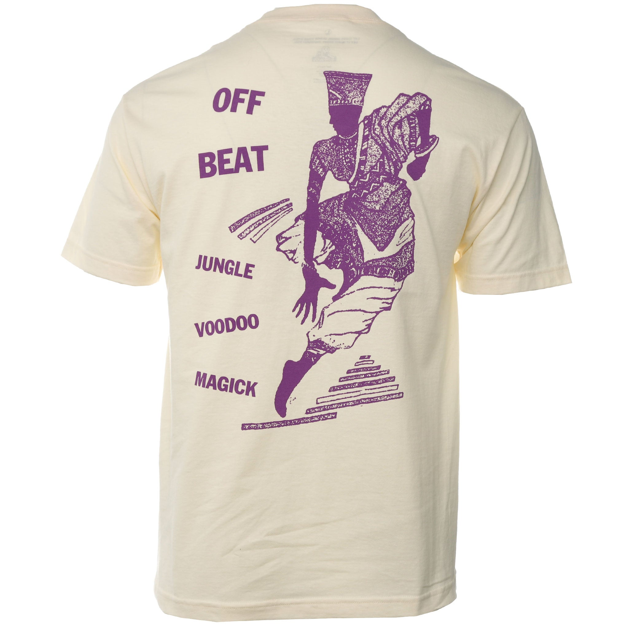 Cream Voodoo Magic T-Shirt