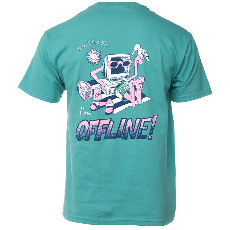 Green Offline T-Shirt