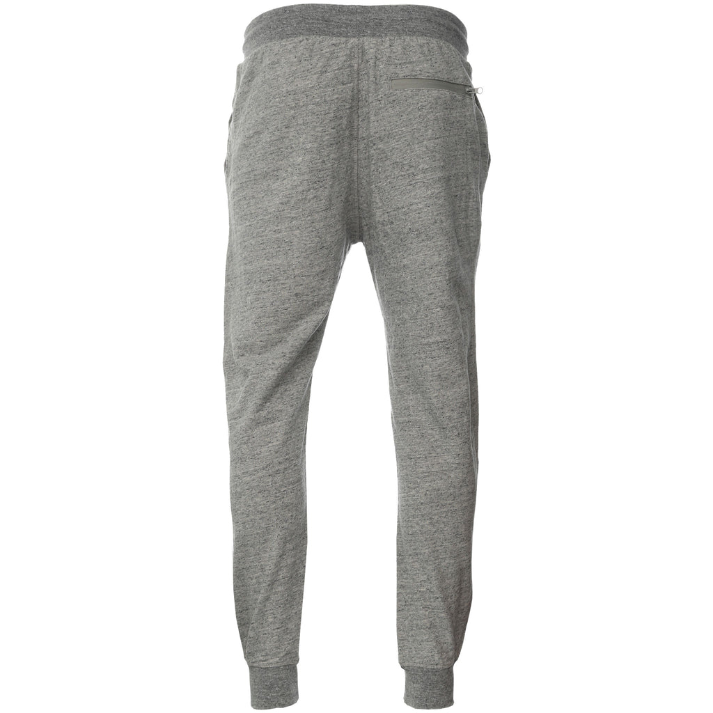 Grey Sticker Slap Sweatpants