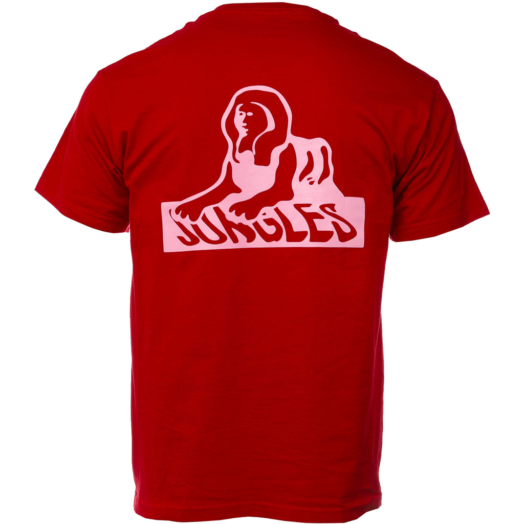 Red Sphinx Logo T-Shirt
