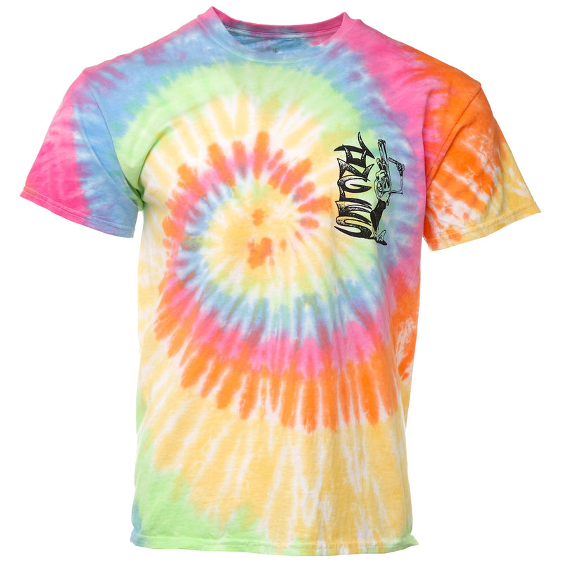 Tie Dye Stop the Violence T-Shirt