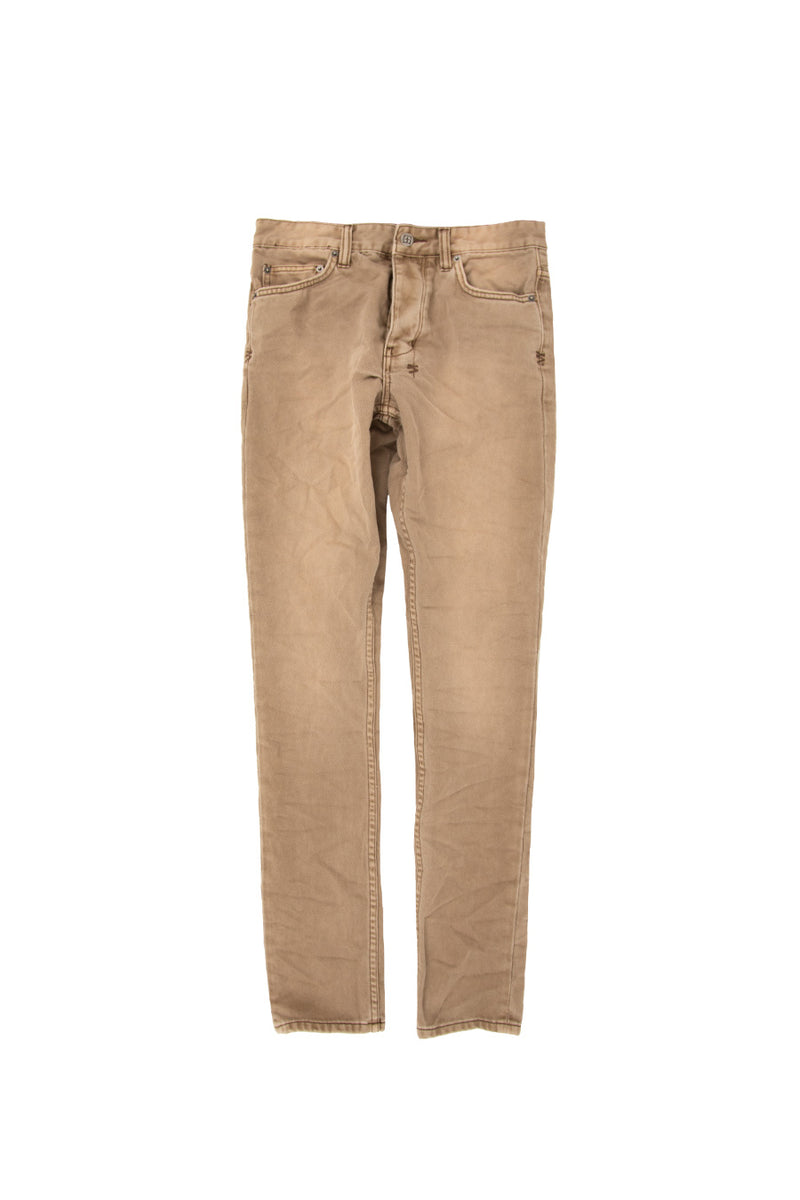 Ksubi - Brown Dark Earth Chitch Jeans | 1032 SPACE