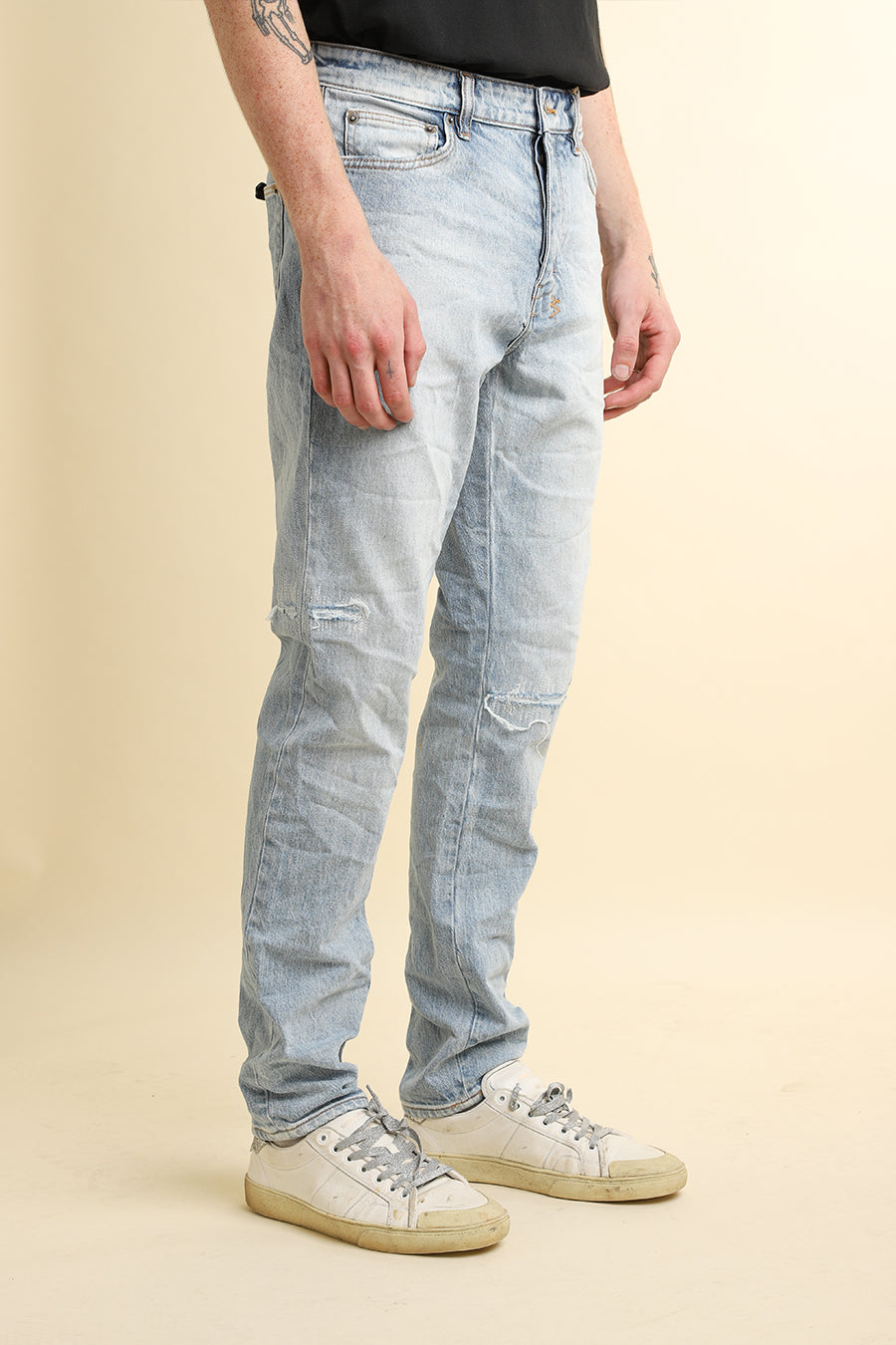 Ksubi - Blue Chitch The Streets Jeans