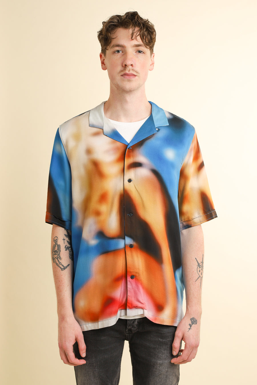 Ksubi - Multicolor Pin Me Up Resort Shirt