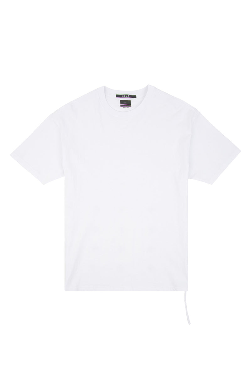Ksubi - White Biggie Insurgent T-Shirt | 1032 SPACE