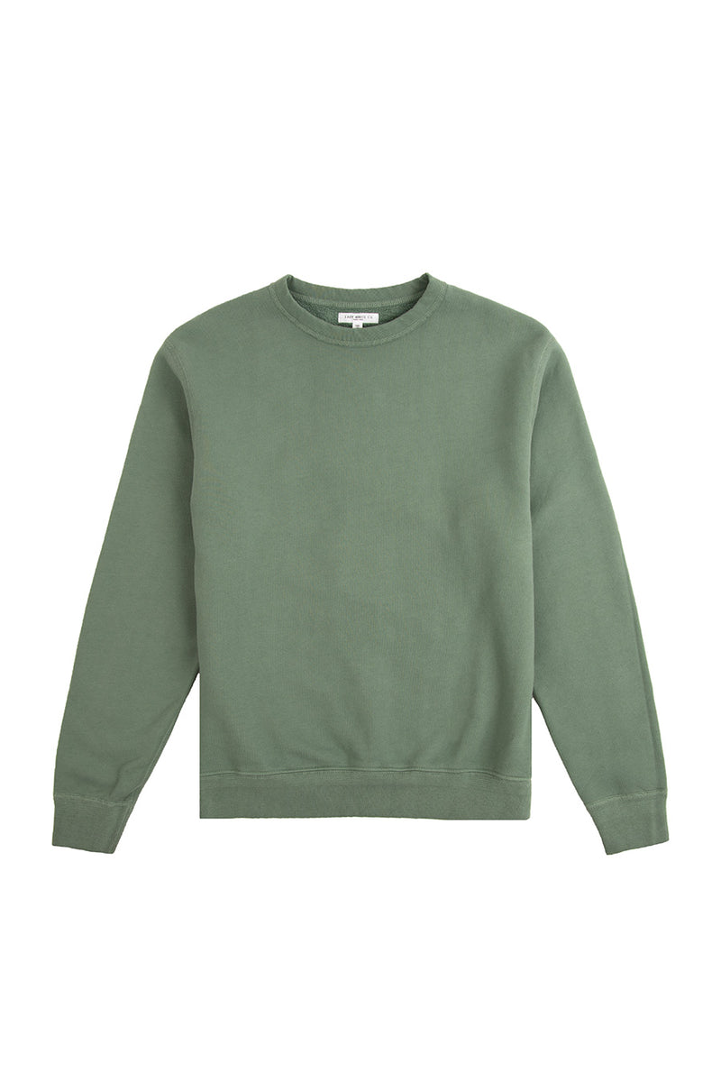 Lady White Co. - EZ Sage '44 Fleece Crewneck Sweatshirt | 1032 SPACE