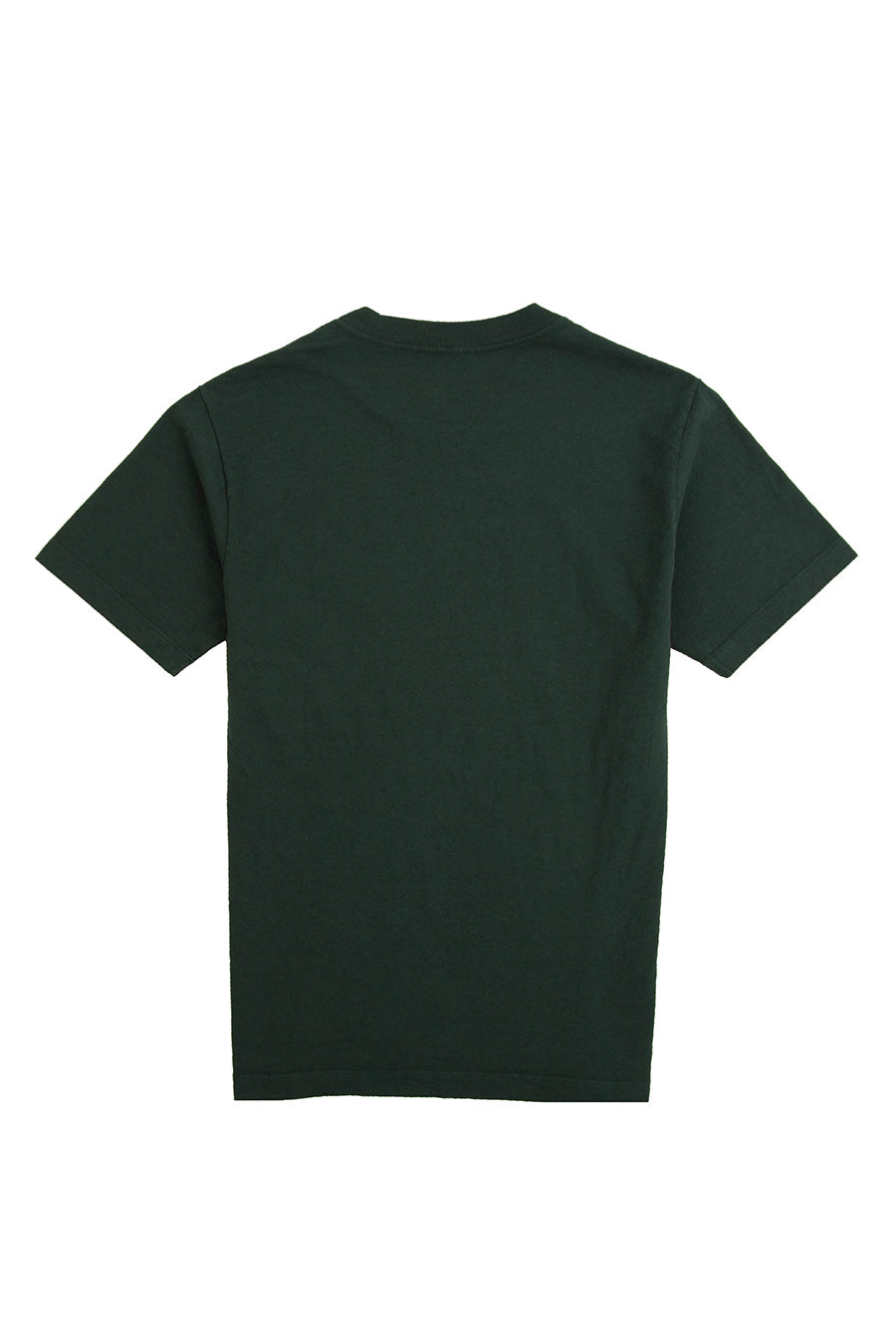 Lady White Co. - Hunter Green Balta Pocket T-Shirt | 1032 SPACE
