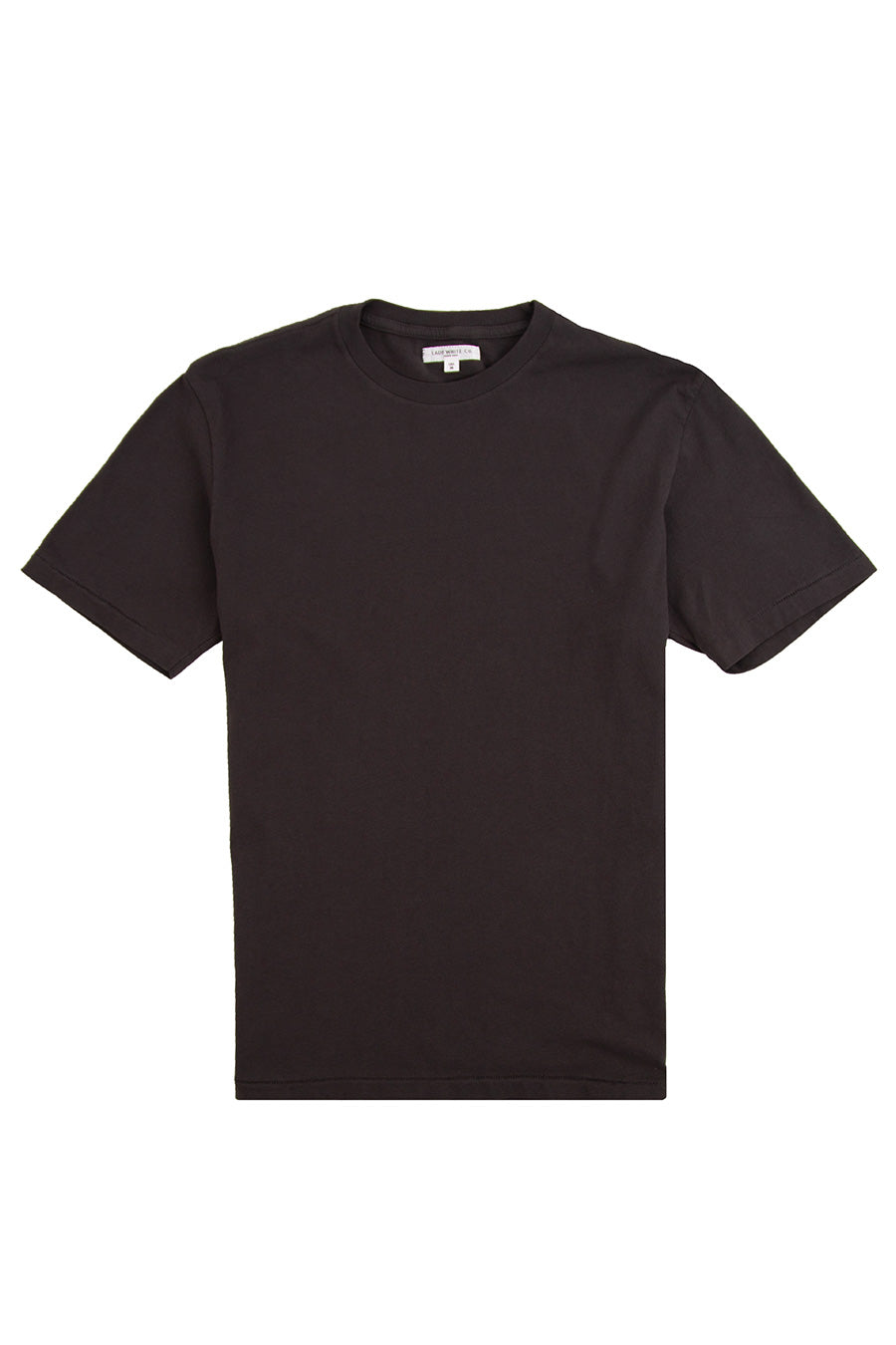 Lady White Co. - Tire Black Lite Jersey T-Shirt | 1032 SPACE