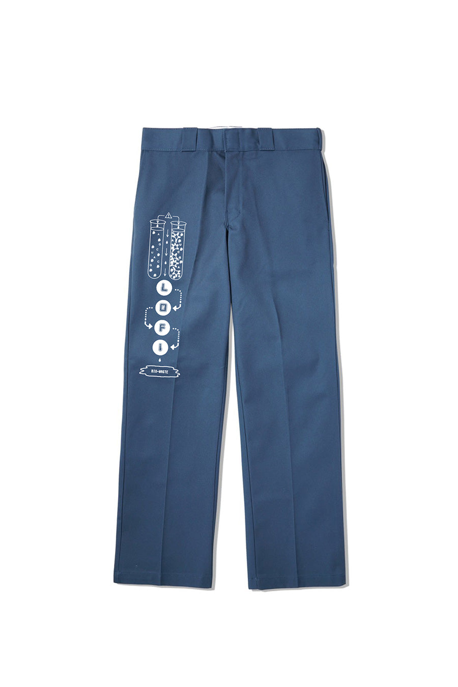 Lo-Fi - Airforce Blue Experiment Dickies 874 | 1032 SPACE