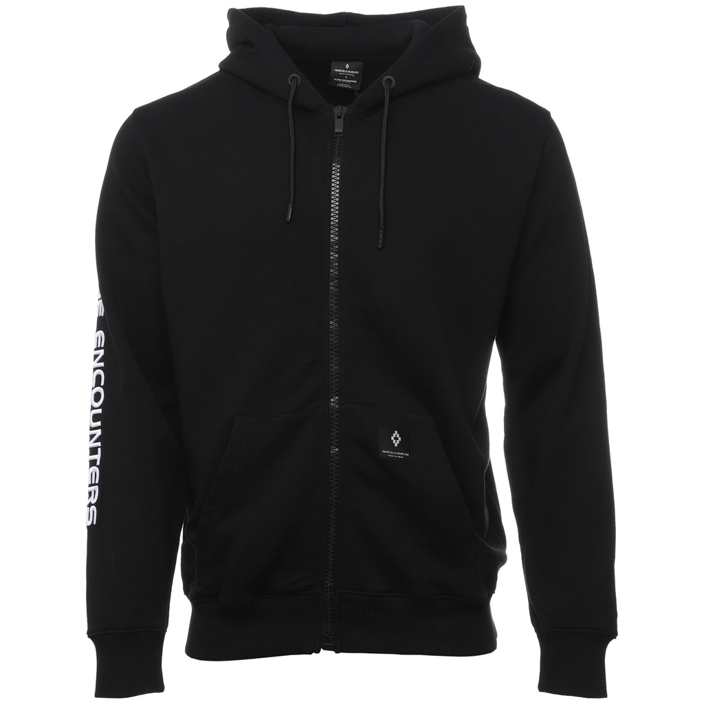 Black C.E. Child Zip Up Hoodie