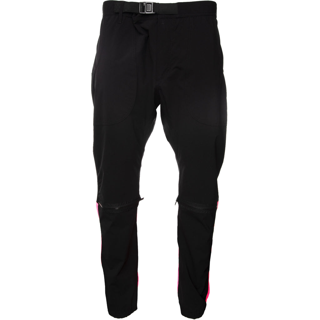 Black Logo Pants