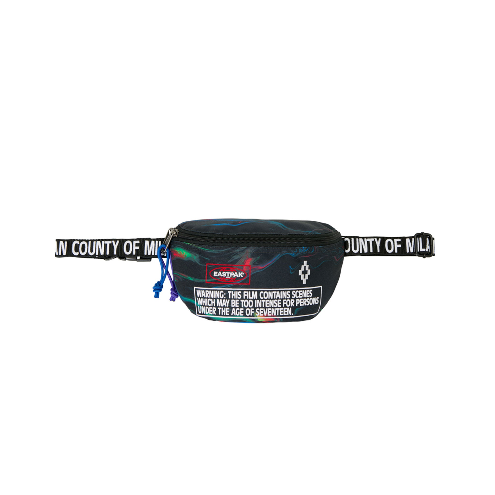 Multicolor Eastpack Fanny Pack