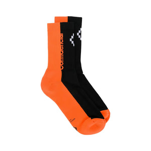 Orange Confidencial Socks