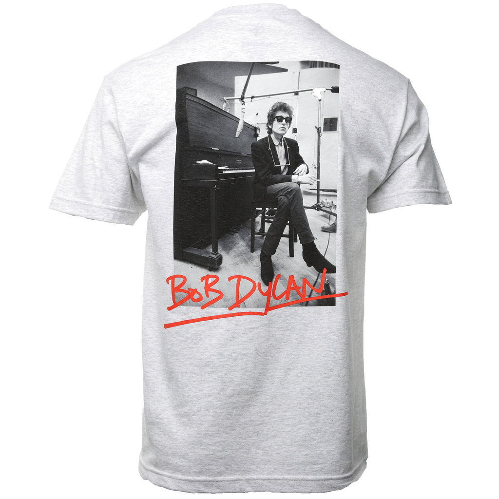 Pleasures - Grey Bob Dylan Heaven's Door T-Shirt