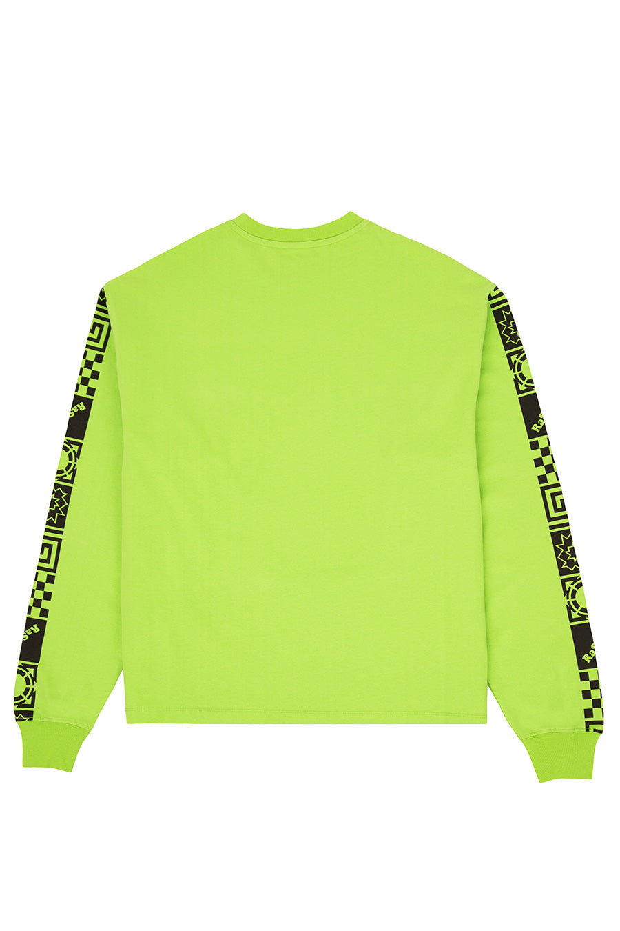 Rassvet - Green Rassvet Long Sleeve T-Shirt | 1032 SPACE