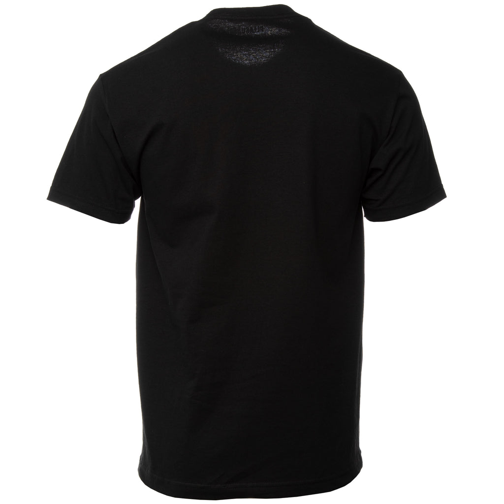 Black Core Logo Embroidered T-Shirt