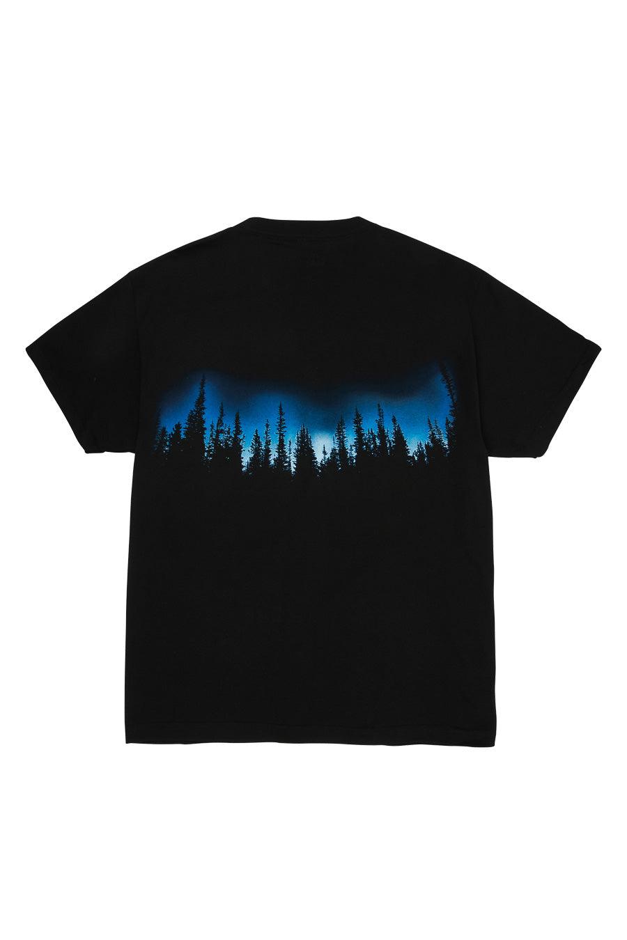 Pleasures - Black Forest T-Shirt