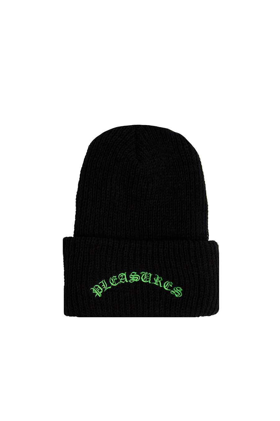 Pleasures - Black Ole E Beanie | 1032 SPACE